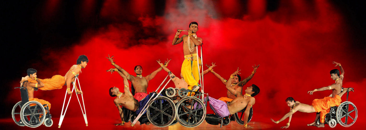 Dance on Wheelchairs