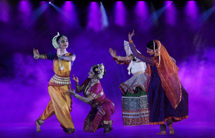 Kathak, Creative & Traditional Performances 01