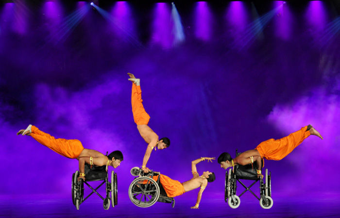 Dance on Wheelchairs & Crutches